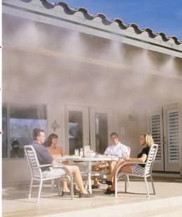 mist cooling system manufacturer